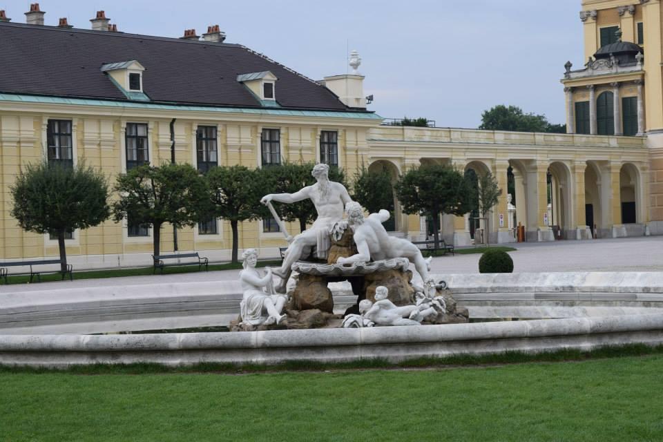 Vienna Austria 1st Class Travel